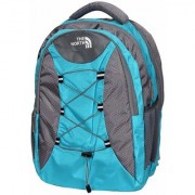 Stylish Blue Canvas Laptop Backpack For Acer Laptops