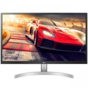 Монитор LG 27UL500-W, 27 инча, 3840x2160, 4K UHD IPS LED Monitor with HDR 10/ IPS. 27 LG 27UL500-W