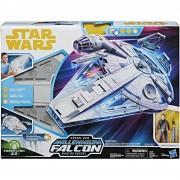 Hasbro Solo: A Star Wars Story: Kessel Run Millennium Falcon & Han Solo Figure
