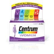 Centrum Women Multivitamin Tablets – (60 tabletter)