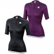 Sportful Women's Giara Jersey - M - Black