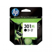 HP Cartucho de tinta original HP 301XL de alta capacidad negro