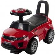 Masinuta fara pedale Land Rover Sun Baby, suporta maxim 27 kg, 12 luni+, rosu