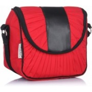 Home Heart Red Sling Bag