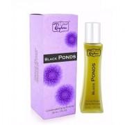 RAYHAN Enterprise Black Ponds Eau de Parfum - 60 ml (For Men) - Pack of 2