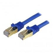 StarTech CAT6a 10Gbit blauw 3m