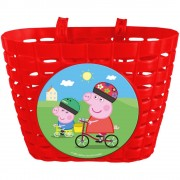 Cos bicicleta Peppa Pig Eurasia 70204