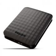 Seagate Maxtor M3 500GB Black external hard drive