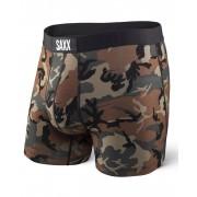 SAXX Vibe - Boxershorts - Woodland Camo - XXL