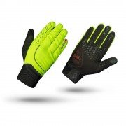 GripGrab Hurricane Hi-vis vinter handskar - : Medium (9)