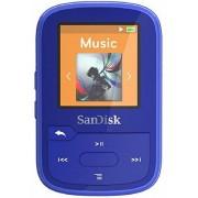 SanDisk Clip Sport Plus MP3-Player - 16GB - Blau