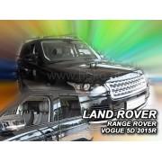 Deflektory komplet 4 ks pre LAND ROVER Range Rover Voque , 2012-