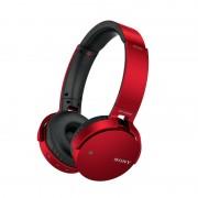 HEADPHONES, SONY MDR-XB650BT, Headset, Bluetooth, NFC, Red (MDRXB650BTR.CE7)