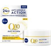 NIVEA Q10 Power Anti-Wrinkle + Firming SPF15 Day Cream 50 ml