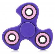 608 ABS Un Pequeño Juguete Gyro De Los Dedos Para Aliviar La Presión De Los Adultos Pequeños Juguetes Para Adultos -Púrpura
