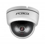 Cámara De Seguridad Domo Pcbox Cctv Interior 700 Tvl - Gris