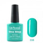 Oja semipermanenta OneStep Lila Rossa Professional 7.3ml OLROS038