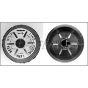Kolečko termostatu pro DUE-N žehličku 20218