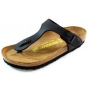 Birkenstock online slippers Gizeh Zwart BIR04