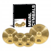 "Meinl HCS Cymbal Set 20"" Ride,16"" Crash,14"" HiHat"