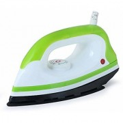CHARTBUSTERS Safari Light Weight Non Stick Coated Plate Dry Iron750w (Multicolour)