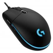 Logitech G Pro 16000DPI RGB-verlichting macro programmering bedrade optische gaming muis lengte: 1.8 m (zwart)
