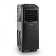 Klarstein Pure Blizzard 3 2G aer condiționat 3-în-1 Ventilator de răcire Dezumidificator 808 W / 7000 BTU negru (DXJ2-PureBlizzard3-2)