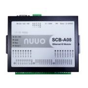 Módulo 8 entradas y 8 salidas interfaz RS-485 NUUO SCBA08