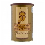 Mehmet Efendi Cafea Macinata turceasca 250g cutie metalica