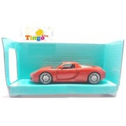 Tingoking Pull Back Jaguar Scale Model Die-Cast Cars Toys For Kids Friction Cars Die-Cast Cars Toys (Color May Vary)