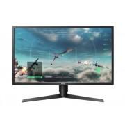 "Monitor TFT, LG 27"", 27GK750F-B, 2ms, 5Mln:1, 144Hz, DP/HDMI, FullHD"