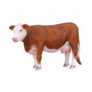 Figurina Vaca Hereford