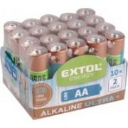 Extol elem készlet 1,5 V AA, LR6 20 db (42013)