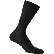 Icebreaker M's Lifestyle Ultra Light Crew Black 2019 M EU 42-44 Vardagsstrumpor