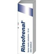 Teofarma Srl Rinofrenal 4% + 0,2% Spray Nasale, Soluzione 1 Flacone Nebulizzatore 15 Ml