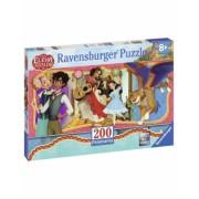 Puzzle Viata Elenei Din Avalor, 200 Piese Ravensburger