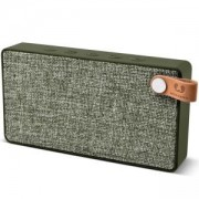 Портативна колонка Fresh n Rebel Rockbox Slice Army, Bluetooth, Тъмнозелена, FNR-ROCKBOX-SLICE-AR