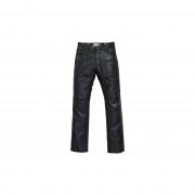 Spirit Motors Motorrad-Jeans Motorrad-Hose Spirit Motors Klassik Lederhose 1.0 schwarz 52 schwarz