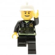 LEGO CiTY Väckarklocka brandman plast 9003844