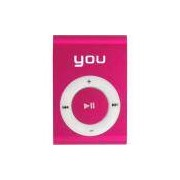 Mp3 You Sound Clip Pink 8gb