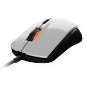 Miš STEELSERIES Rival 100, optički, 4000cpi, bijeli, USB 101.500.113