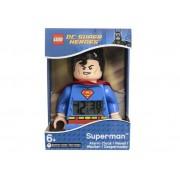 Ceas Desteptator LEGO Dc Super Heroes Superman (9005701)
