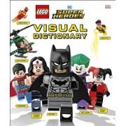 Lego DC Comics Super Heroes Visual Dictionary (Library Edition), Hardcover/Elizabeth Dowsett