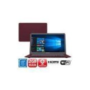 """Notebook Positivo Motion Red Q232A, Quad Core, 2GB, 32GB SSD, 14"""", Windows 1"""