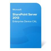 Microsoft SharePoint Server 2013 Enterprise Device CAL OLP NL, 76N-03699 електронен сертификат