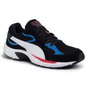 Сникърси PUMA - Axis Plus SD 370286 08 Black/White/Palace Blue/Red