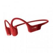 Aftershokz Auricolari Bluetooth Aeropex A Conduzione Ossea Solar Red