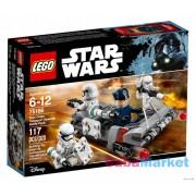 LEGO Star Wars - Első rendi szállító versenygép harci csomag 75166