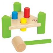 Hape - Early Explorer - Little Pounder Wooden Hammering Toy