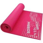 Lifefit Slimfit gimnasztikai szőnyeg, könnyű, rózsaszín